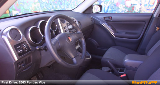 2003 pontiac aztek interior. Black Bedroom Furniture Sets. Home Design Ideas